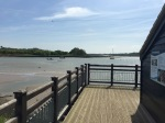 The River Deben from the Mill